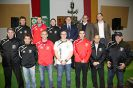 Weihnachtsfeier Nachwuchs SC/ESV Parndorf 2014/15